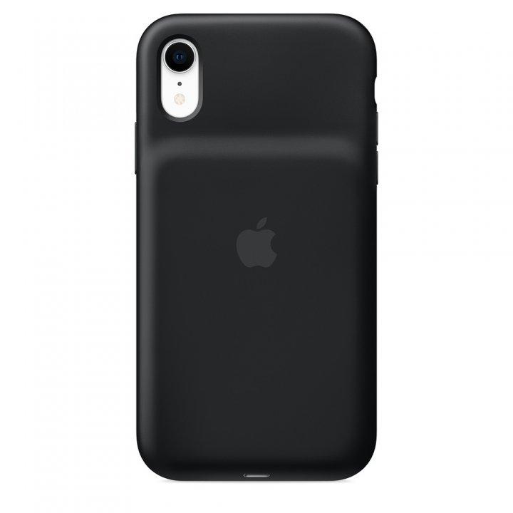 Pouzdro Apple Smart Battery pro iPhone XR – černý
