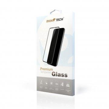RhinoTech 2 Tvrzené ochranné 3D sklo pro Apple iPhone 7 Plus/8 Plus - černé