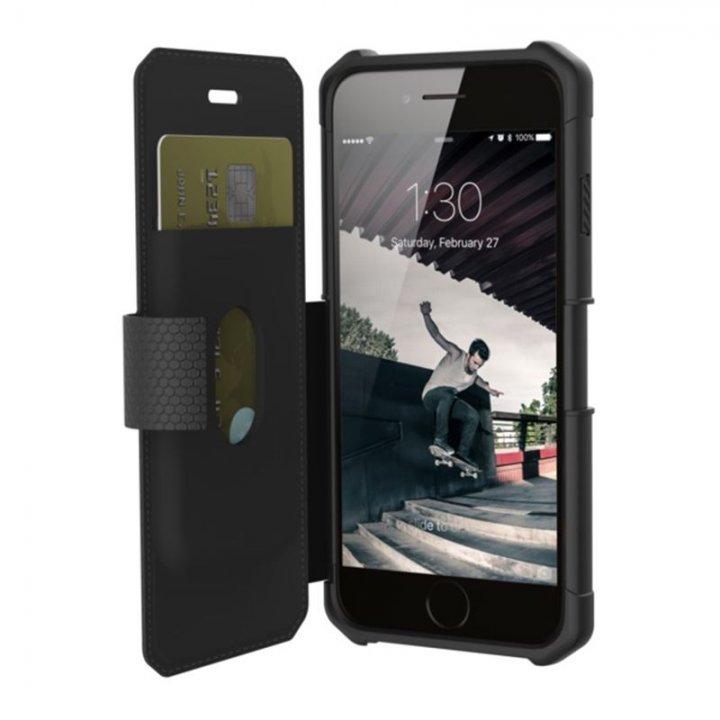 UAG metropolis case Black, black - iPhone 8/7/6/SE2020