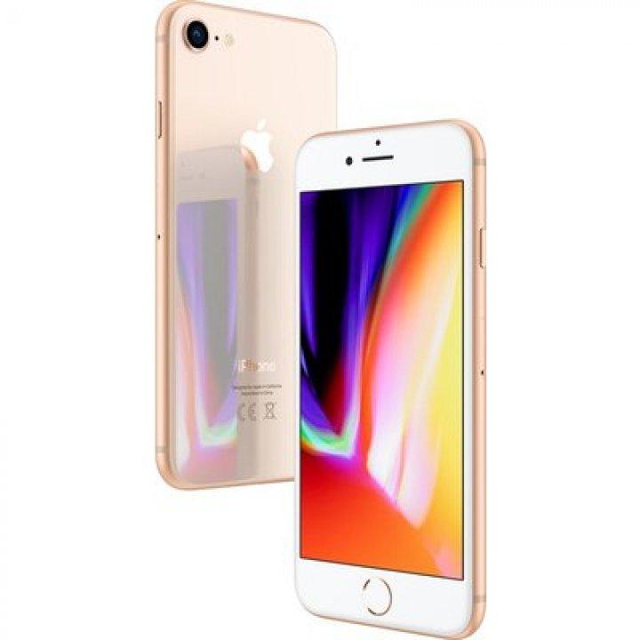 Apple iPhone 8 64 GB zlatý