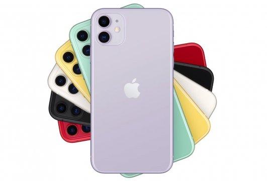 Apple iPhone 11 128 GB černý