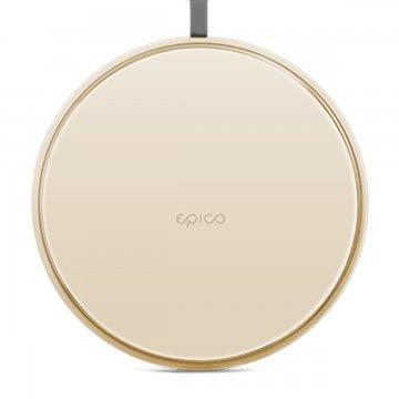 Epico Ultraslim Wireless Charging Pad - gold