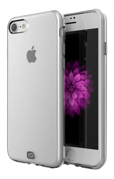 Odzu Protect Thin Case, clear - iPhone 7/8/SE2020