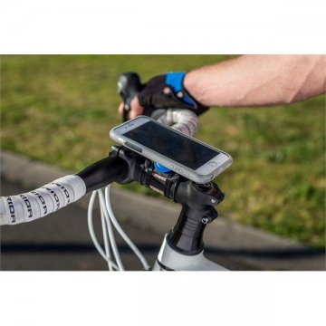 Quad Lock Case - iPhone 11 Pro - Kryt mobilního telefonu - černý