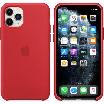 Apple silikonový kryt iPhone 11 Pro (PRODUCT) RED