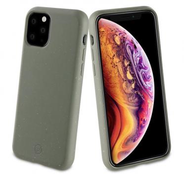 Muvit For Change Bambootek ECO Kryt pro Apple iPhone 11 Pro Moss