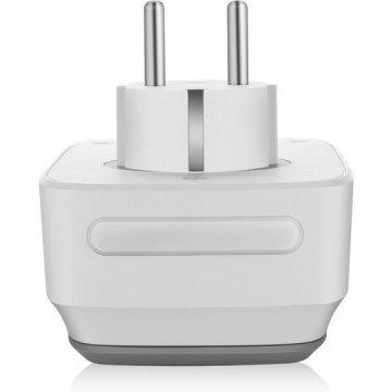 Vocolinc Smart adapter, 2x USB port + night light - chytrá zásuvka