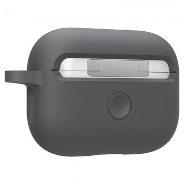 Spigen Silicone Fit, charcoal - AirPods Pro
