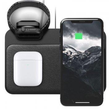 Nomad Base Station Apple Watch Stand, black