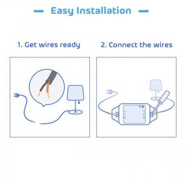 Meross Universal Smart Wi-Fi Switch