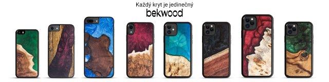 Bekwood iPhone Case - Franklin - originální dřevěný kryt pro iPhone 6S/7/8/SE2020