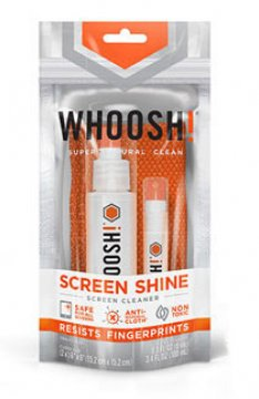 WHOOSH! Screen Shine 100ml + 8ml