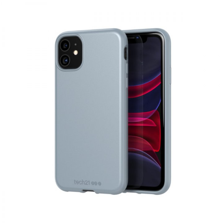 Tech21 Studio Colour pro iPhone 11 – šedý