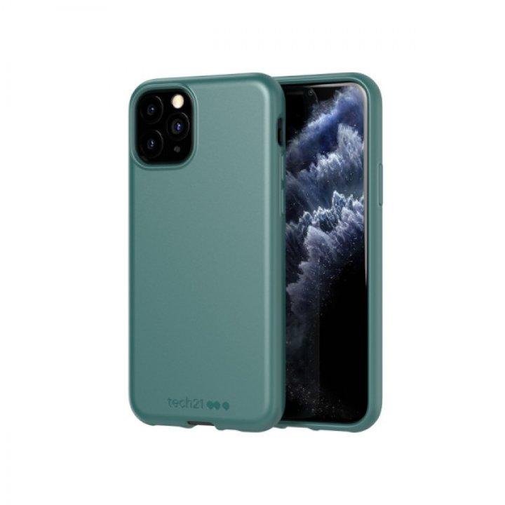 Tech21 Studio Colour pro iPhone 11 Pro – zelený
