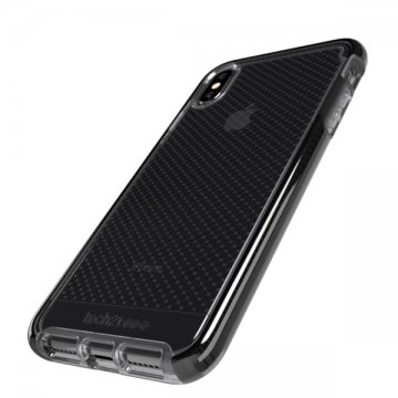 Tech21 Evo Check pro iPhone XS Max - kouřově černá