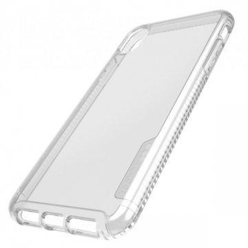Tech21 Pure Clear pro iPhone XS Max - čirá