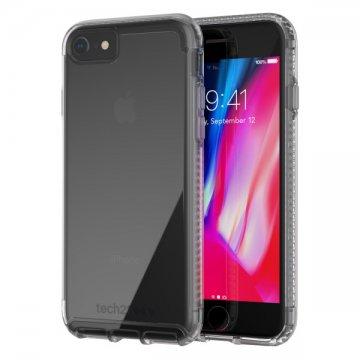Tech21 Pure Clear pro iPhone 7/8/SE2020 - čirá