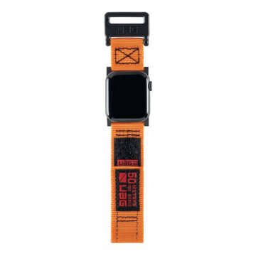 UAG Active Strap, orange - Apple Watch 44/42 mm