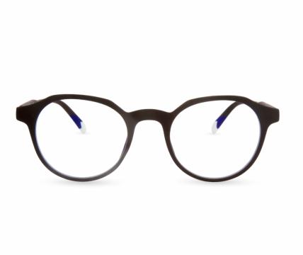 Barner Brand® Barner 2.0 - Chamberí - Black Noir - brýle potlačující modré světlo z obrazovek