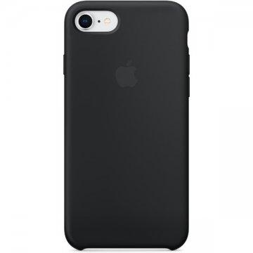 Apple silikonový kryt iPhone 7/8/SE2020 černý