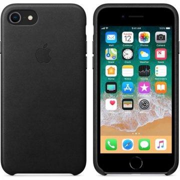 Pouzdro Apple kožené iPhone 7/8/SE2020 černé