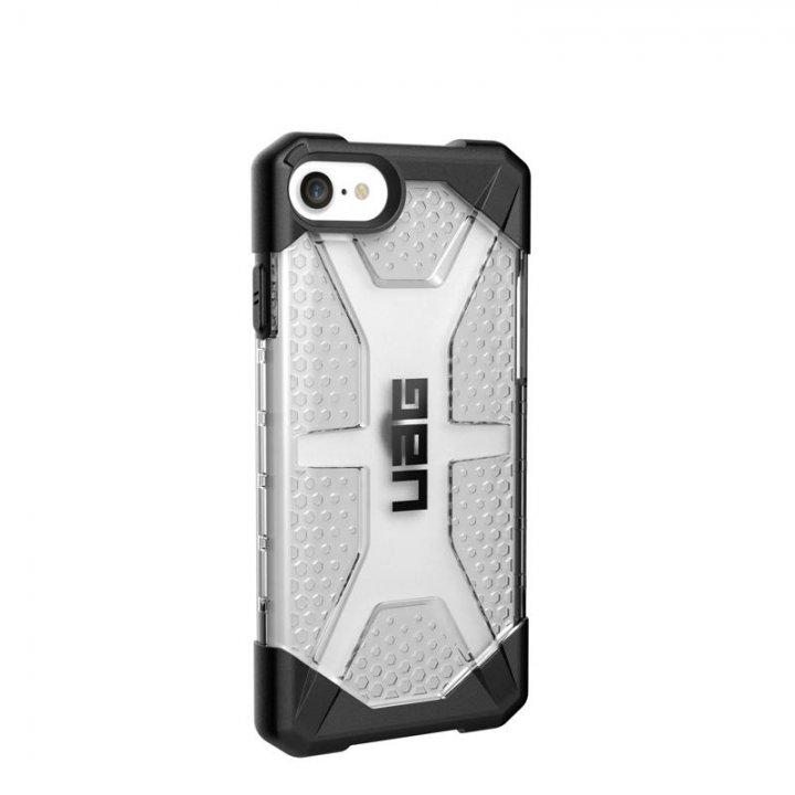 UAG Plasma, ice clear - iPhone SE