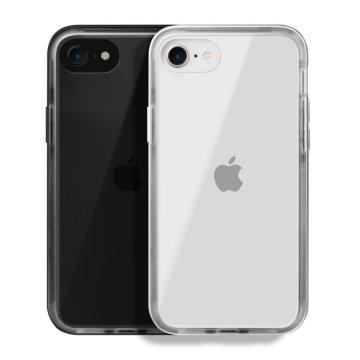 LAUT Exoframe – kryt na iPhone 7/8/SE2020 - stříbrný