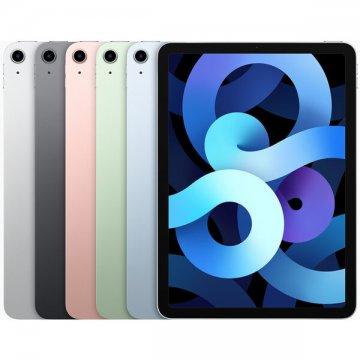 Apple iPad Air 256GB Wi-Fi + Cellular stříbrný (2020)