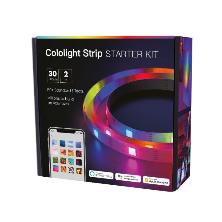 Cololight Strip Starter Kit – smart LED pásek, 30 LED/m, 2 m