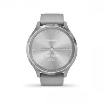Garmin vivomove3 Sport, Silver/Gray Band