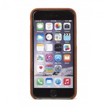 Decoded Leather Case hnědý - iPhone 8/7/6/SE2020