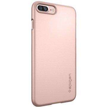 Spigen Thin Fit zadní kryt Apple iPhone 7/8 Plus  - rose gold