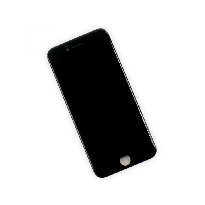 LCD displej + Dotykové sklo pro Apple iPhone 7 - černý