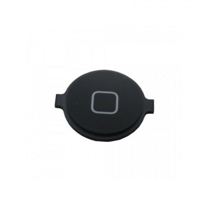 Apple Homebutton tlačítko iPhone 4S - černé