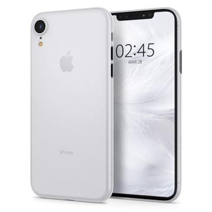 Spigen Air Skin Clear pro iPhone XR