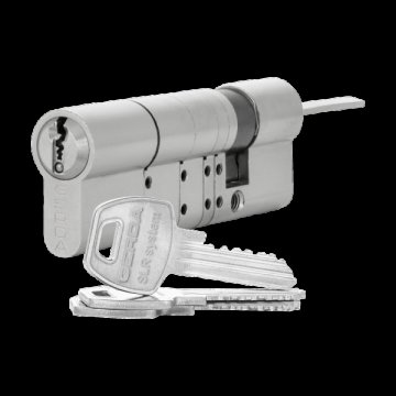 Danalock V3 set – Chytrý zámek a cylindrická vložka M&C Color – Bluetooth & HomeKit