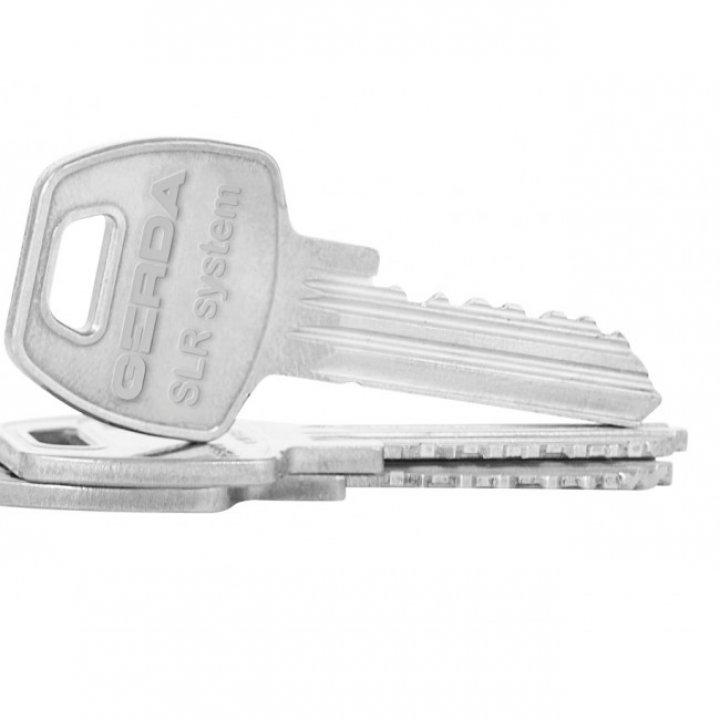 Náhradní klíč k cylindrické vložce Gerda pro Danalock